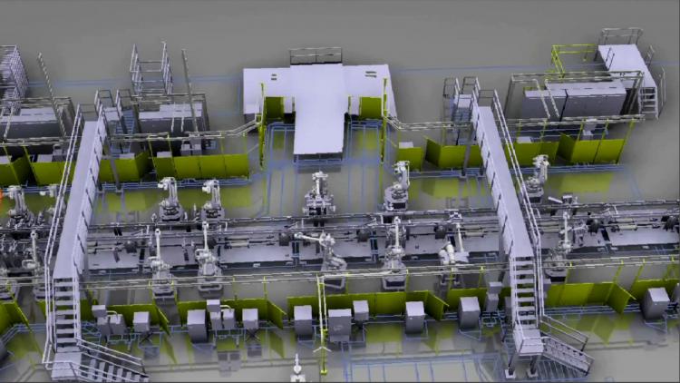 DELMIA Plant Layout Designer (PLA) Role - InFlow Technology